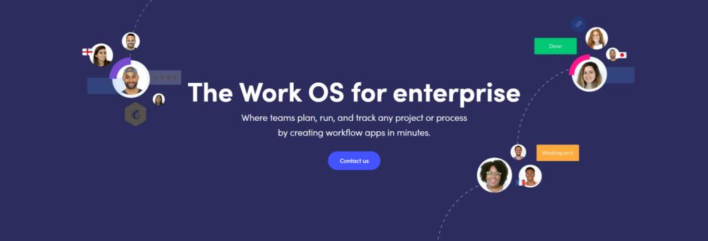 Work OS UK