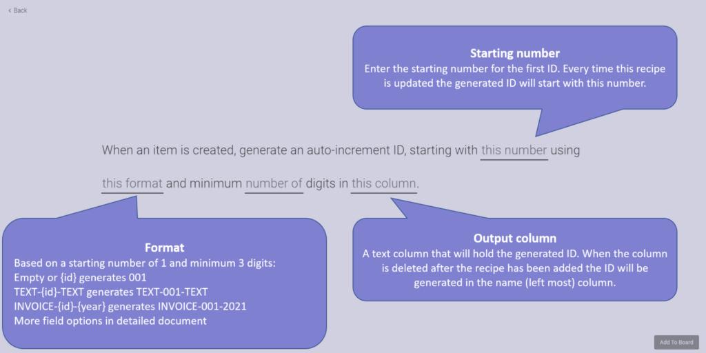 4 AutoID Column